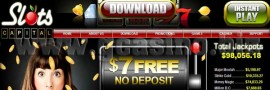 slots capital casino no deposit bonus